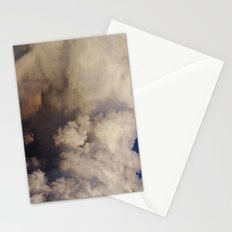 Faces in the Clouds Stationery Cards