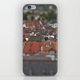 Plastic world iPhone Skin