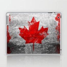 Canada Flag Laptop & iPad Skin