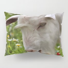 Goat A Load To Talk About Pillow Sham