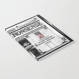 _HOUSE OF NONSENSE Notebook