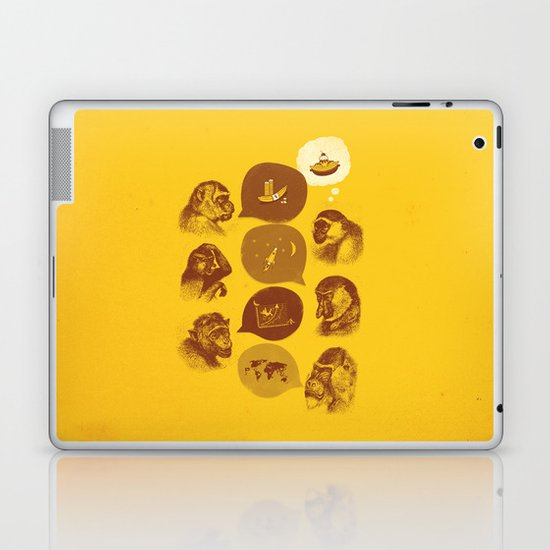 Bananaz Laptop & iPad Skin