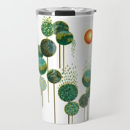 Bosque de Abedules Travel Mug