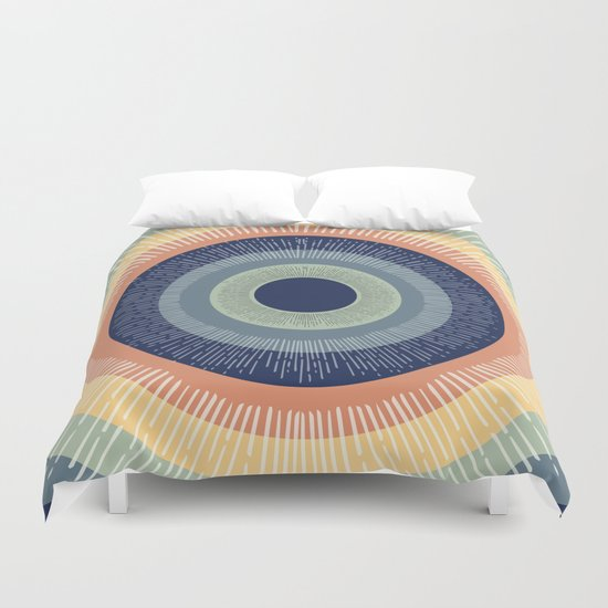 Eye Ain't Mad Duvet Cover