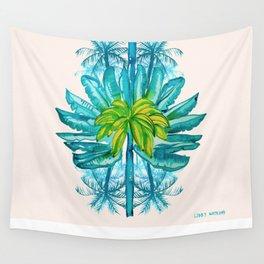 BANANA REGENT Wall Tapestry