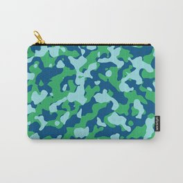 Snorkel Island Camouflage Carry-All Pouch