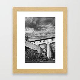 Krumlov IV Framed Art Print