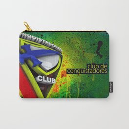 Conquistador 3D streetArt Carry-All Pouch
