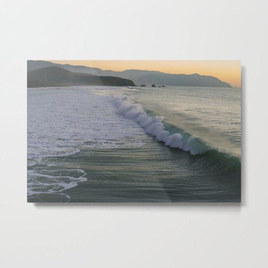 CA Coast. Metal Print
