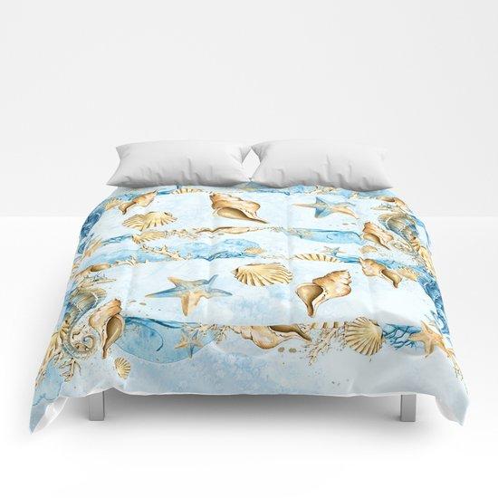 Sea & Ocean #4 Comforters
