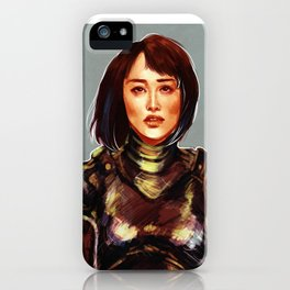 mako iPhone Case