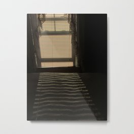 Thin Slices Of Light Metal Print