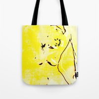 nudes Tote Bags featuring Nudes Art 2011 by Falko Follert Art-FF77