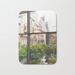 143. Room with view, New York Bath Mat