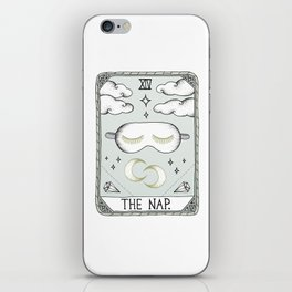 The Nap iPhone Skin