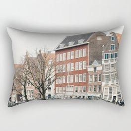 Amsterdam love Rectangular Pillow