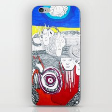 Standing Rock iPhone & iPod Skin