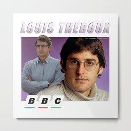 Louis BBC Metal Print