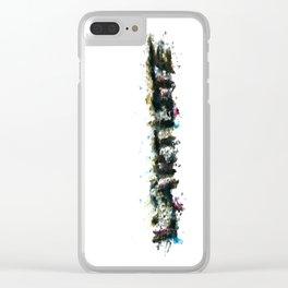 L´Ärtiste Clear iPhone Case