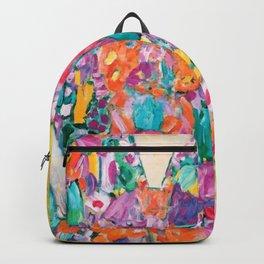 """Gustav Klimt """"Eugenia Primavesi"""" Backpack"""