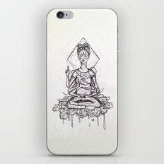Aggran La Frida Kahlo iPhone & iPod Skin