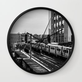 Septa Wall Clock