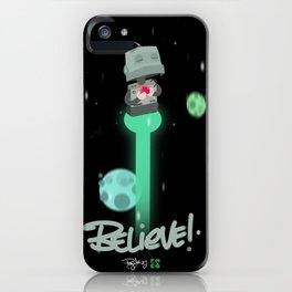 Believe! The Internal Power iPhone Case