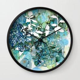 Beauty Of Chaos 1 Wall Clock