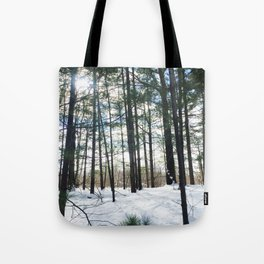 Winter Woods1 Tote Bag