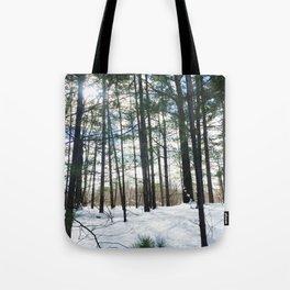Winter Woods1 Tote Bag