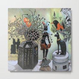 An African Fairy Tale Metal Print