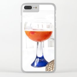 Soft drink Clear iPhone Case