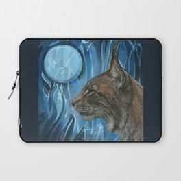 Dreams of a Lynx Laptop Sleeve