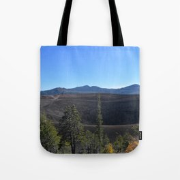 The Crater (Cinder Cone) Tote Bag