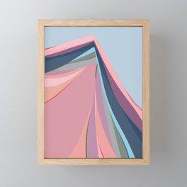Mountain I Framed Mini Art Print