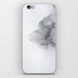 Clouds in Huangshan iPhone Skin