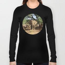 Voortrekker the Elephant Long Sleeve T-shirt