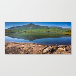 Killary Harbour fjord in Northern Connemara, Ireland Canvas Print