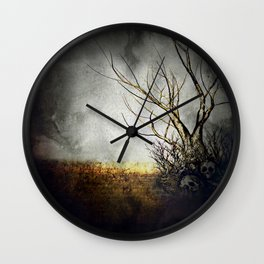 Land Of The Lost Wall Clock