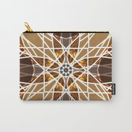 Cosmopolitan Mosaic Carry-All Pouch