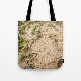 Coming to the Surface, Killing Fields, Cambodia Tote Bag