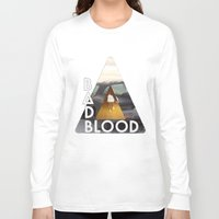 bastille Long Sleeve T-shirts featuring Bastille #3 by Thafrayer