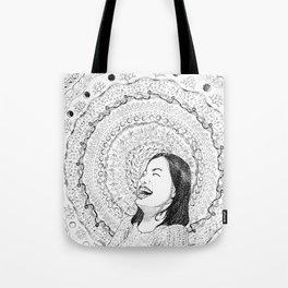 mandala006 Tote Bag