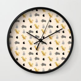 Those beasts are just fantastic. Wall Clock