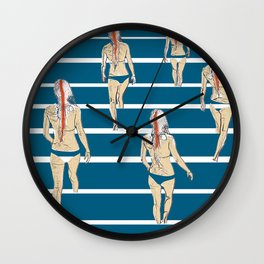 Thetis Wall Clock