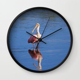 Kick Off Your Shoes Wall Clock