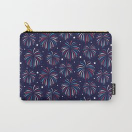 Star Spangled Night Carry-All Pouch