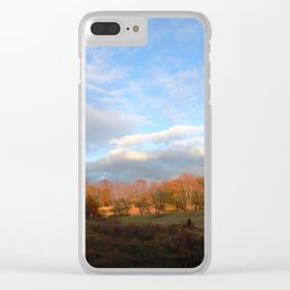 Glorious day! Clear iPhone Case