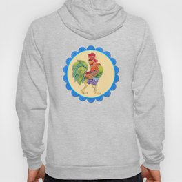 Rise and Shine Rooster Hoody