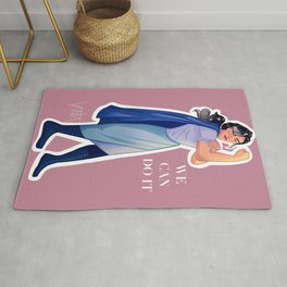 Linh Song- We Can Do It Rug